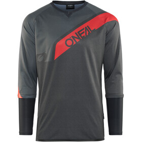 ONeal Stormrider Jersey Men black/red/gray
